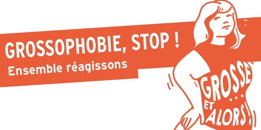 La Ville de Paris a organisé une exposition « Grossophobie, Stop ! Ensemble, réagissons » fin février début mars.