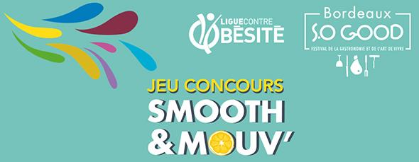 Le festival Bordeaux So Good, accueille cette année plusieurs temps forts organisés en partenariat avec laLigue Contre l'Obésité.