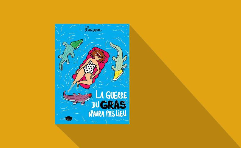 """Dessinatrice de presse, Louison aime """"croquer"""" les gens. Dans son dernier livre, elle croque du gras. Son scénario ? Celui qui nous obsède à la veille des beaux jours : dans trois mois la plage ! Trois mois pour tout perdre."""